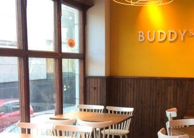 Pub irlandés Buddy & Beer